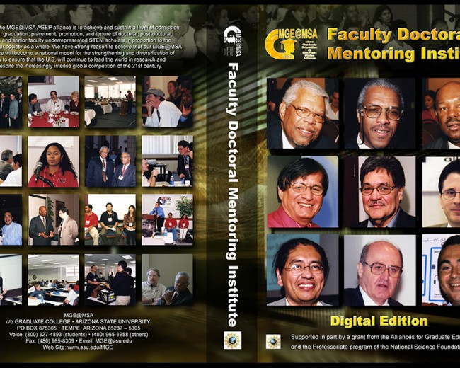 Faculty Doctoral Mentoring Institute
